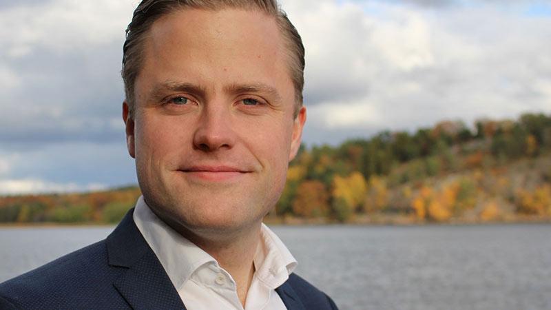 Sebastian Lundgren - VD
